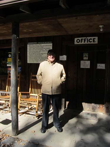 "Louie ""the Mayor of Flintlock"""